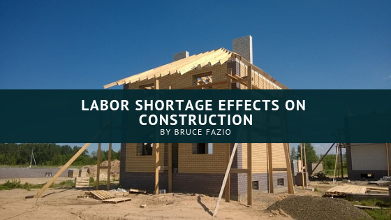 Labor Shortage Effects on Construction