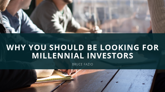 Why You Should Be Looking for Millennial Investors