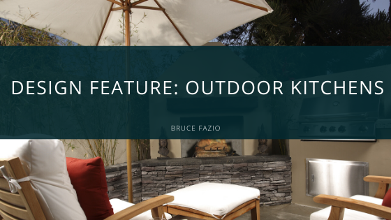 Design Feature: Outdoor Kitchens